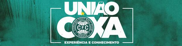 Chapa #01 União Coxa