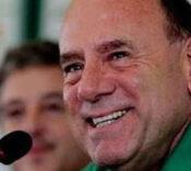 Brunoro passou por clubes como Palmeiras e Cruzeiro. (Foto: Divulgação/Palmeiras)